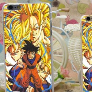 Dragon Ball Z – Son Goku Super Saiyan Phone Cover