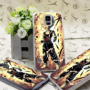 Dragon Ball Z – Gohan Super Saiyan Cell Phone Cover Case
