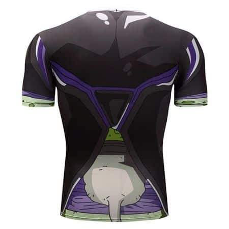 Perfect Cell DBZ Cosplay 3D Skin Gear Unique Compression T-Shirt