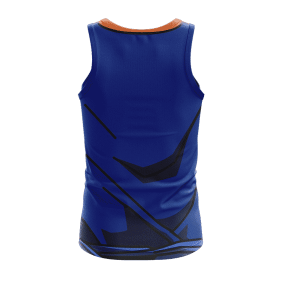 Vegetto Vegito Cosplay Outfit Gear 3D Bodybuilding Tank Top