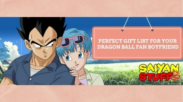 10 Perfect Dragon Ball Gift Ideas Of 2020 For Your Boyfriend