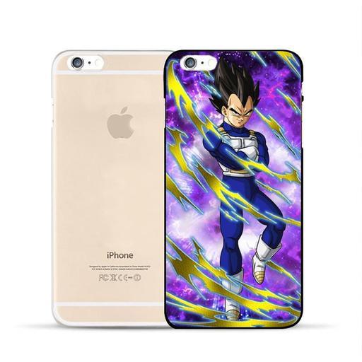 Dragon Ball Vegeta Saiyan Prince Super Warrior Pride Hard PC iPhone 5 6 7 s Plus Case