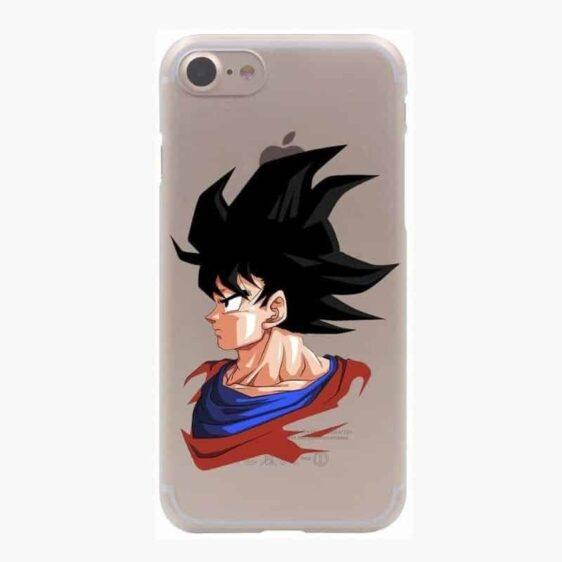 Dragon Ball Goku Saiyan Portrait Legend Anime PC iPhone 4 5 6 7 8 Plus X Case