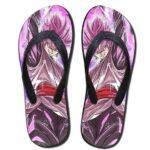 Dragon Ball Goku Black Zamasu Cast Spirit Bomb Sandals Flip Flops Shoes