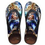 Dragon Ball Vegito Fusion Kamehameha Awesome Sandals Flip Flops Shoes
