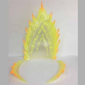 Blue & Yellow Aura for Dragon Ball Z DIY Lamp