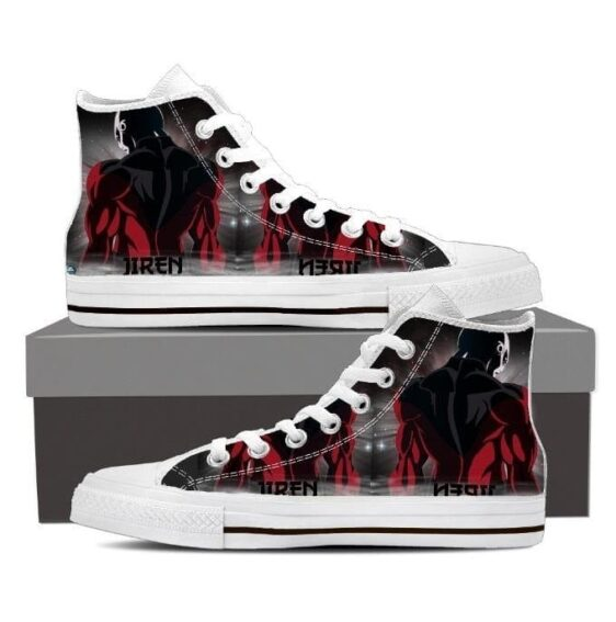 Jiren Maximum Power Dragon Ball Sneakers Converse Shoes