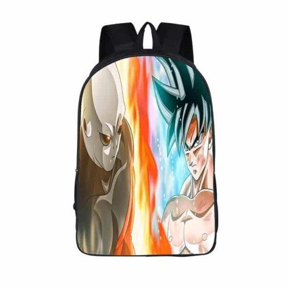 Dragon Ball Super Goku vs Jiren Overflowing Aura Back Pack