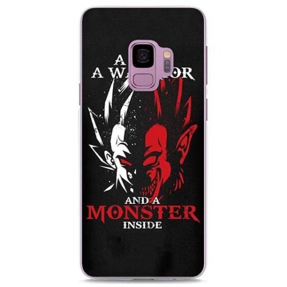 DBZ Vegeta Monkey Tsundere Samsung Galaxy Note S Series Case