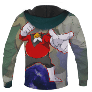 Dragon Ball Super The Fearless Toppo In Bloodlust Hoodie