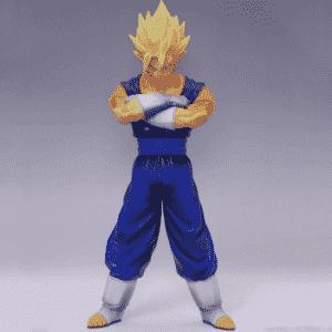 Dragon Ball Z Vegito In His Potara Earrings Action Figure