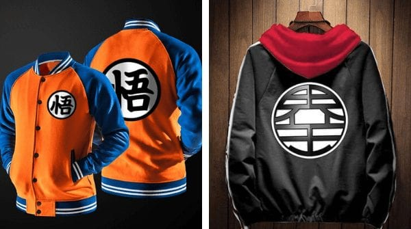 10 Coolest Dragon Ball Z Jackets Perfect For Winter 2020