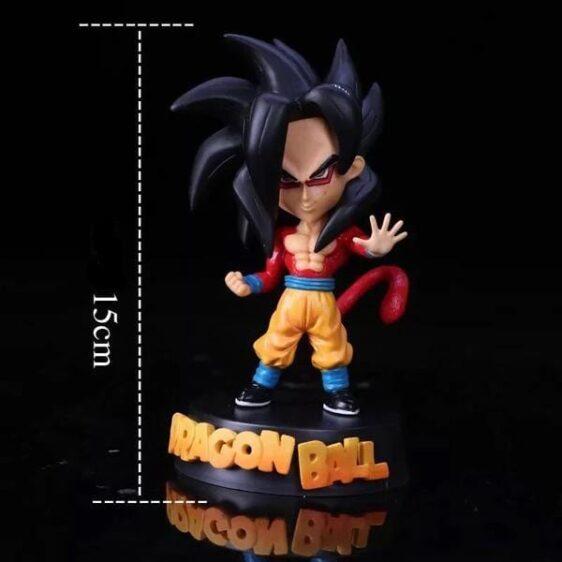 Dragon Ball GT Son Goku Super Saiyan 4 Action Figure