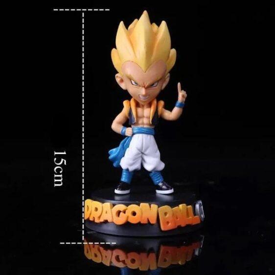 Dragon Ball GT Laughing Gogeta Supper Saiyan 1 Action Figure