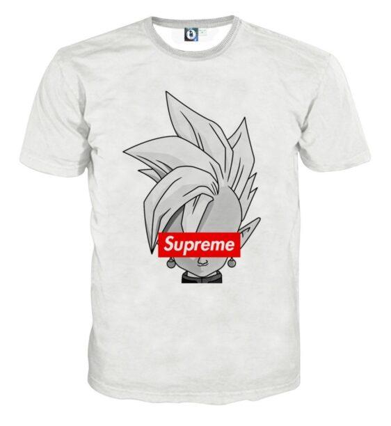 DBZ Supreme Kai Universe 7 Logo Creative Idea Design T-shirt
