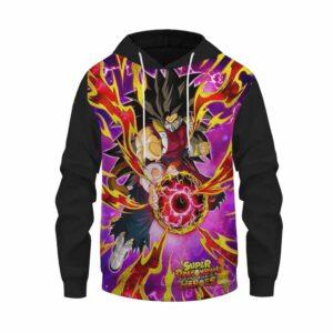 Dragon Ball Super Heroes Powerful Cunber Super Charge Hoodie