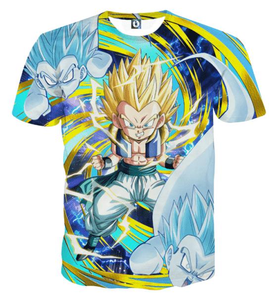 Gotenks Dragon Ball Super Ghost Kamikaze Attack Dope T-shirt