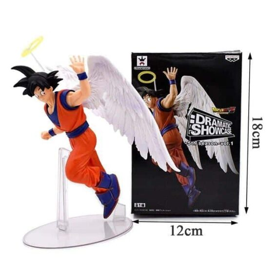 DBZ Angel Goku Dramatic Showcase 5th Season Action Figure