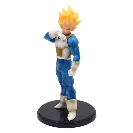 Dragon Ball Z Vegeta Resolution Of Soldiers Action Figure
