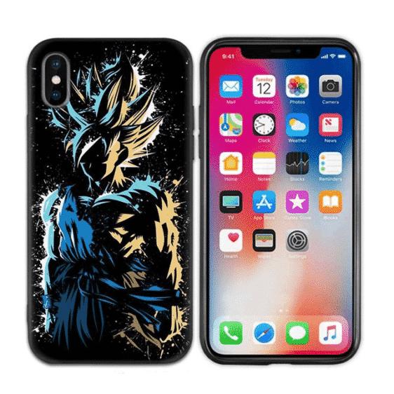 Dragon Ball Z Goku Cool Fan Art iPhone 11 (Pro & Pro Max) Case