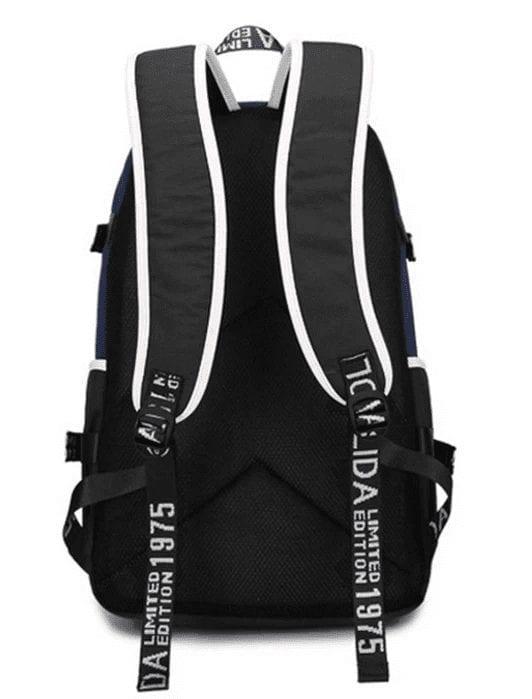DBS Son Goku Super Saiyan 5 Form Black Backpack Bag