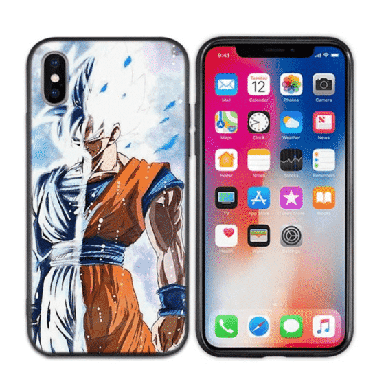 Goku Ultra Instinct Evolution iPhone 11 (Pro & Pro Max) Case