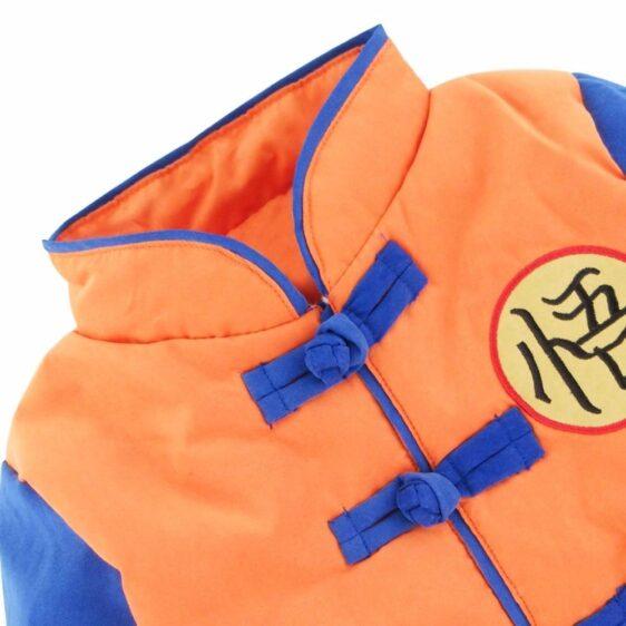 DBZ Long Sleeve Goku's Kanji Cute Cosplay Baby Sweatshirt