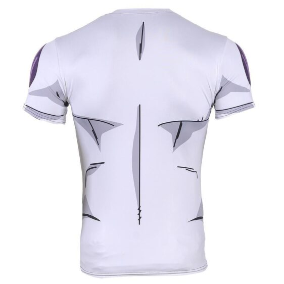 Classic Frieza Form Workout Fitness Compression 3D Print Cool T-shirt