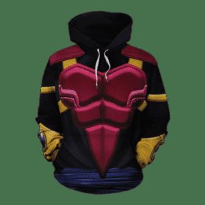 DBZ The Legendary Armor Suit Of Super Saiyan Byo Hoodie