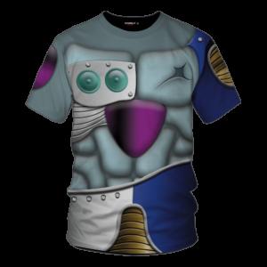 DragonBall Xenoverse 2 Mecha Frieza Form Cosplay T-Shirt