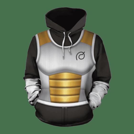 DragonBall Xenoverse 2 Vegeta Black Armor Suit Cosplay Hoodie