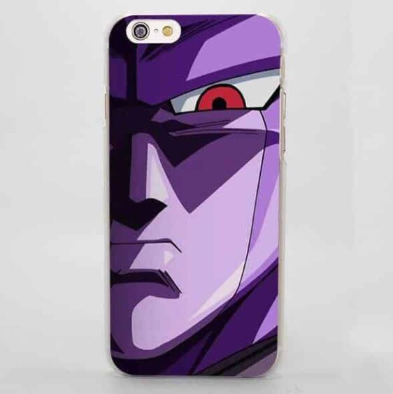 DBZ Assassin Villain Hit Full Portrait Dope Design iPhone 4 5 6 7 Plus Case