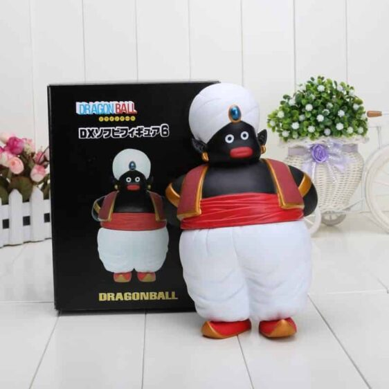 DBZ Assistant Deity Mr. Popo Black PVC Action Figure 22cm - Saiyan Stuff