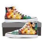 DBZ Frieza Goku Vegeta Piccolo Beerus Cool Sneakers Shoes