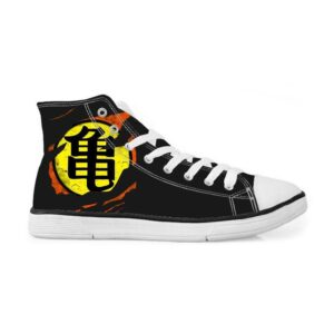 DBZ Master Roshi Kanji Kame Turtle Sneakers Converse Shoes