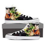 DBZ Shenron Goku Super Saiyan Black Aura Epic Sneaker Shoes