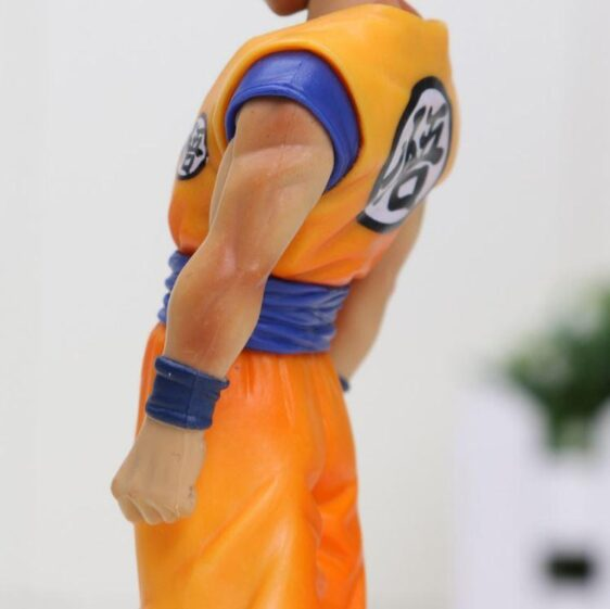 DBZ Son Goku Super Saiyan God Transformation Collectible Action Figure - Saiyan Stuff - 5