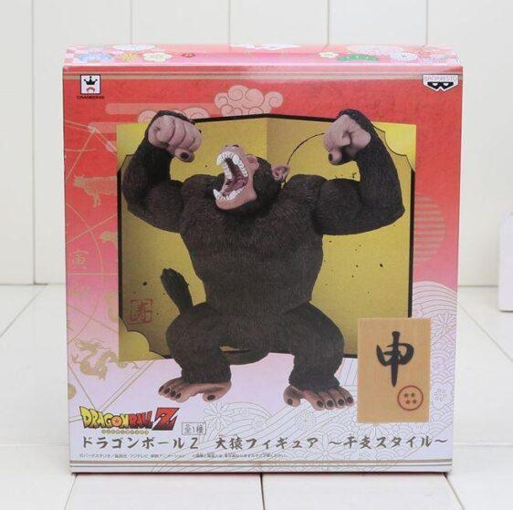 DBZ Son Goku Transformation Great Ape Monkey PVC Action Figure 13cm - Saiyan Stuff