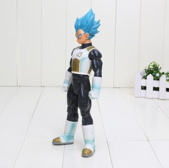 DBZ Super Saiyan God Vegeta Whis Symbol Resurrection F Action Figure - Saiyan Stuff - 3