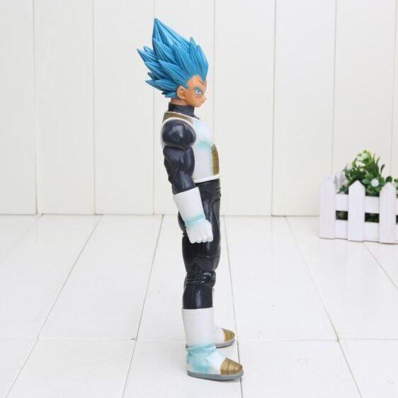 DBZ Super Saiyan God Vegeta Whis Symbol Resurrection F Action Figure - Saiyan Stuff - 4