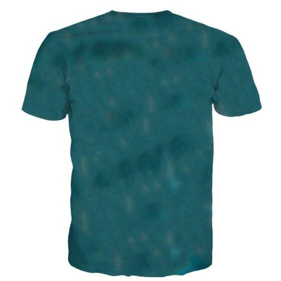 DBZ Vegeta Super Saiyan Blue SSGSS Resurrection F Whis Street Style T-Shirt