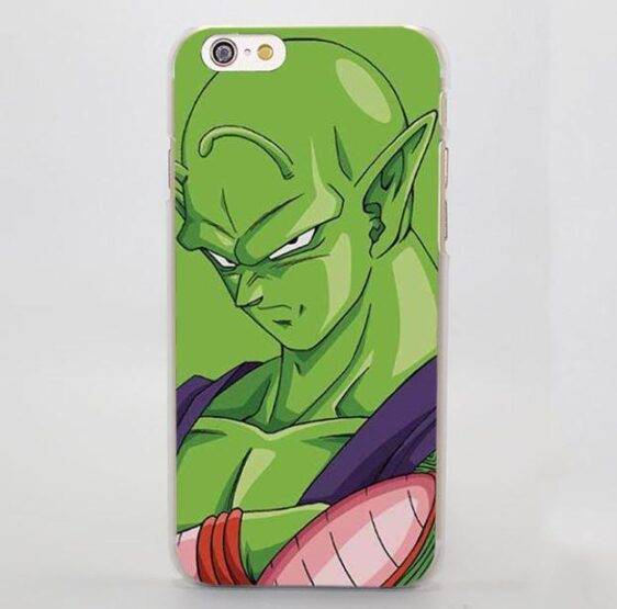 Demon Junior Piccolo Big Green Man DBZ iPhone 5 6 7 Plus Case