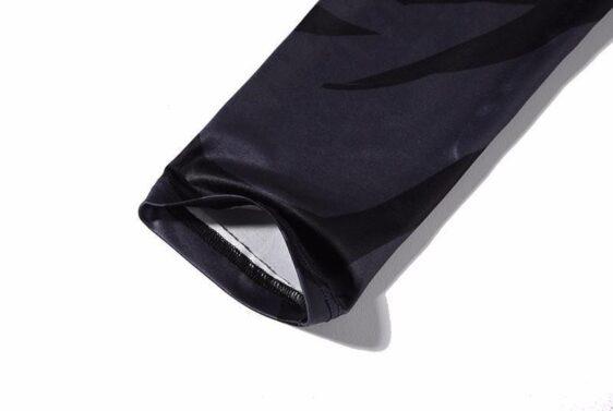 Dragon Ball Black Goku Black Waist Fitness Gym Compression Leggings Pants - Saiyan Stuff - 5