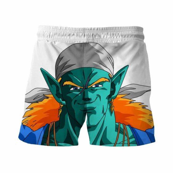 Dragon Ball Dope Handsome Piccolo Green Man Short Pants - Saiyan Stuff