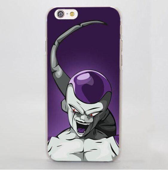 Dragon Ball Frieza Villain Realistic Style Art Design iPhone 4 5 6 7 Plus Case