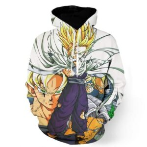 Young Gohan Graphic Hoodie