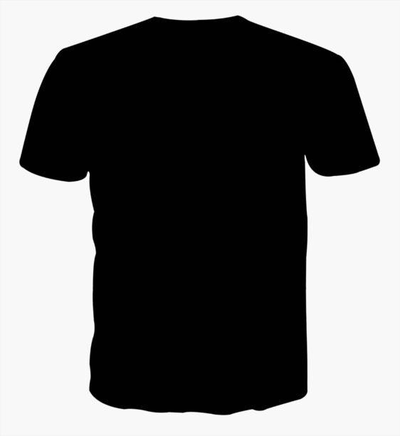 Dragon Ball Sexy Nude Hot Bulma Dragon Ball Z Black T-Shirt
