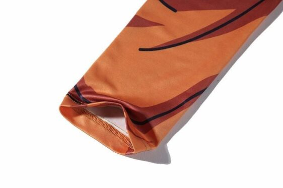 Dragon Ball Son Goku Orange Belt Fitness Gym Compression Leggings Pants - Saiyan Stuff - 6