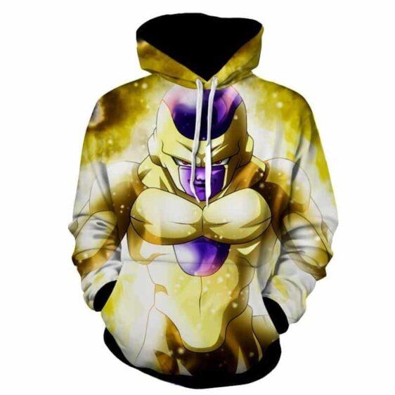 Dragon Ball Super Frieza True Golden Cool Hoodie