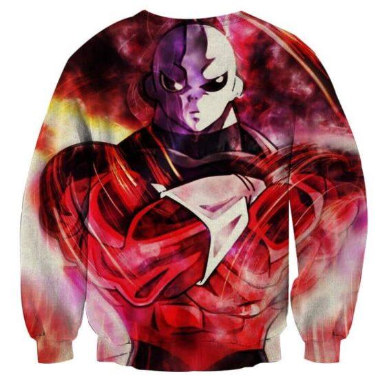 Dragon Ball Super Jiren The Gray Pride Troopers Cool Sweater